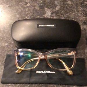 Dolce Gabbana rx glasses